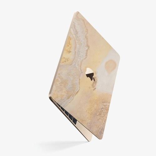 德國Roxxlyn 天然石材12吋筆電貼 (印度盛夏)