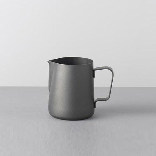 日本Aoyoshi 咖啡日常牛奶壺 (黑、600毫升)