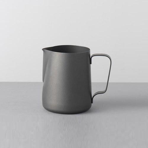 日本Aoyoshi 咖啡日常牛奶壺 (黑、900毫升)