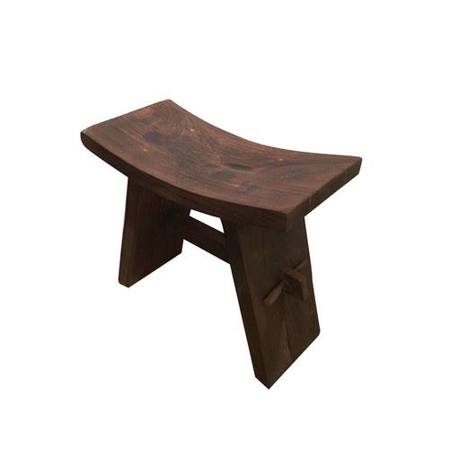 比利時Sempre 質樸圓弧椅凳 (高50公分)