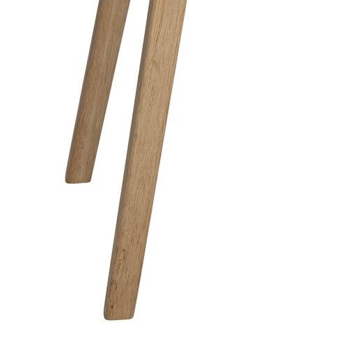 丹麥Hubsch 北歐日作橡木餐桌 (長150公分)