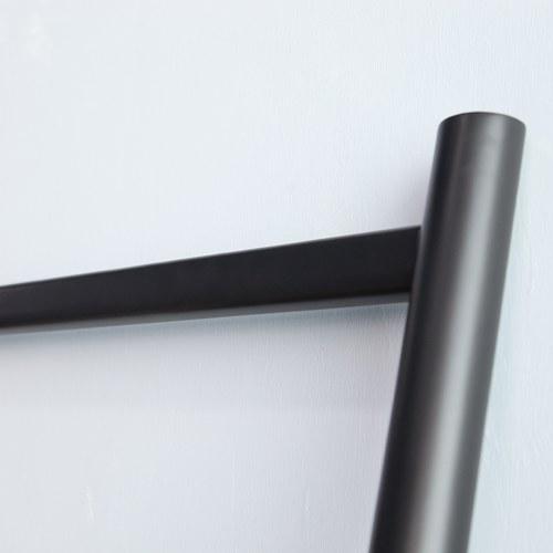 丹麥Sketch 北歐風靠牆梯 (黑)