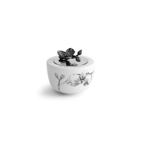 美國MichaelAram 黑蘭花系列午茶糖罐