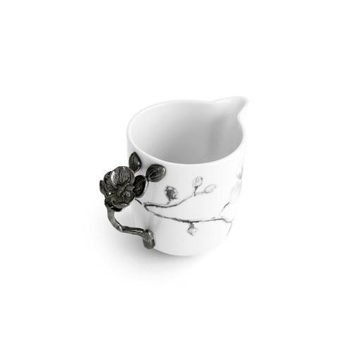 美國MichaelAram 黑蘭花系列午茶牛奶壺