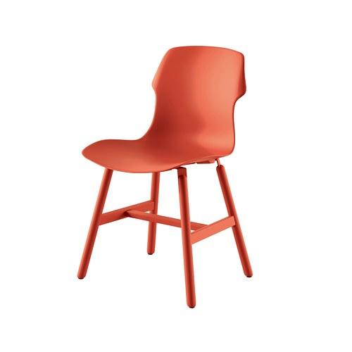 義大利HORM Stereo造型單椅 (紅)