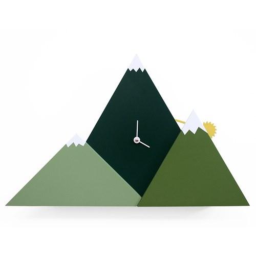 義大利 Progetti 山丘落日立鐘 (綠)