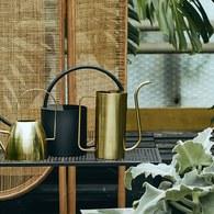 丹麥Nordal 黃銅直筒型澆水器