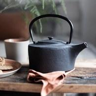 丹麥Nordal經典造型鑄鐵壺(1.25公升)