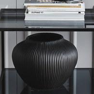 丹麥Nordal 立體摺紙線條花器