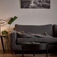 丹麥Sketch深灰色組合式L型沙發