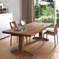 義大利OliverB 奧斯陸實木餐桌 (長180公分)