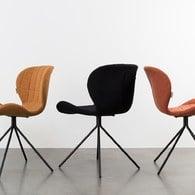 荷蘭Zuiver OMG!時尚玩色單椅(黑)