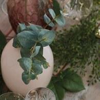 荷蘭Emerald人造植物 尤加利葉 (長68公分)