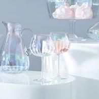 英國LSA 貝殼絢彩紅酒杯2入組 650ml