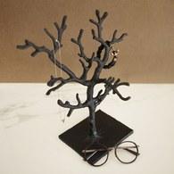 丹麥LeneBjerre 樹枝造型首飾架 (黑)
