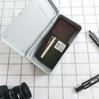 日本TRUSCO 上掀式工具收納盒 (淺灰、20.3公分)