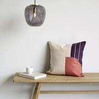 丹麥Hubsch 北歐工作室長椅凳 (長180公分)