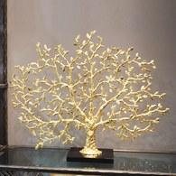 美國MichaelAram藝術擺飾 經典永生樹 (金)