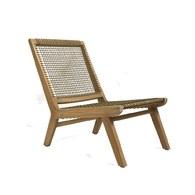 荷蘭Woven+ 美洲知更鳥繩編躺椅